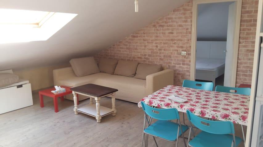 Alba Adriatica - Zona Villa Fiore - Alba Adriatica - Apartment