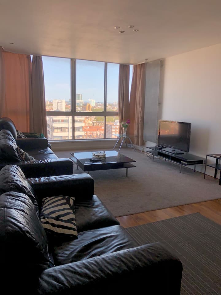 Two Bedroom Flat With Amazing View