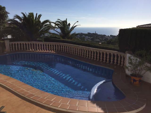 Casa Daniela very nice seaview - Javea - Rumah