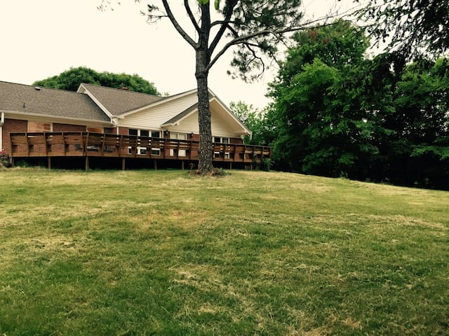 Country Quiet - Goodlettsville - Casa