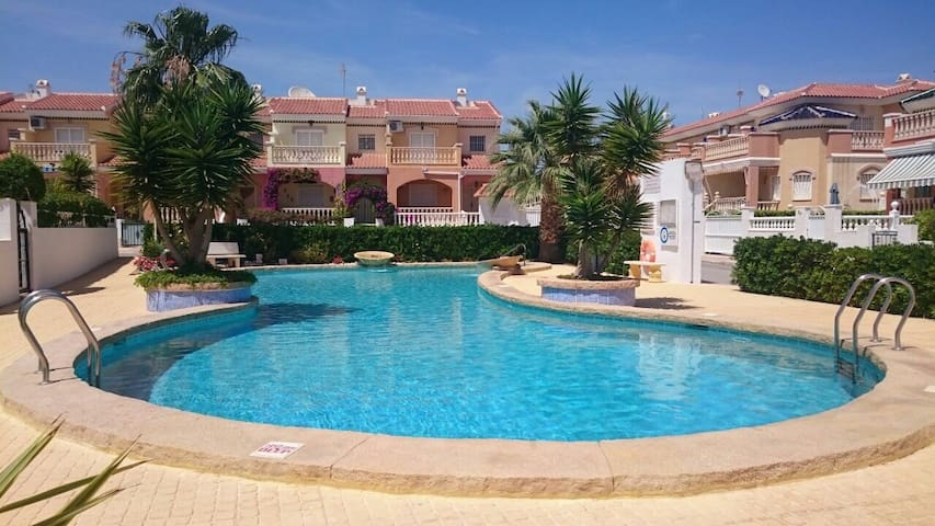 Costa Blanca Villa wifi min 3 night - Quesada, Costa Blanca  - House