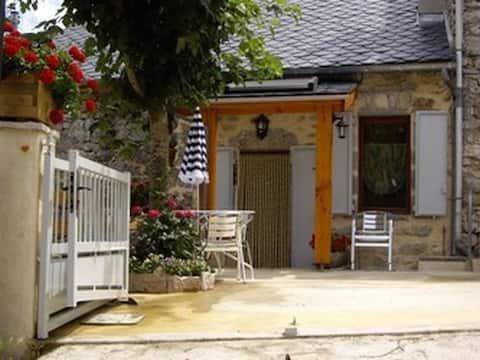 Gite en Lozère Causse Méjean, La Volpilière