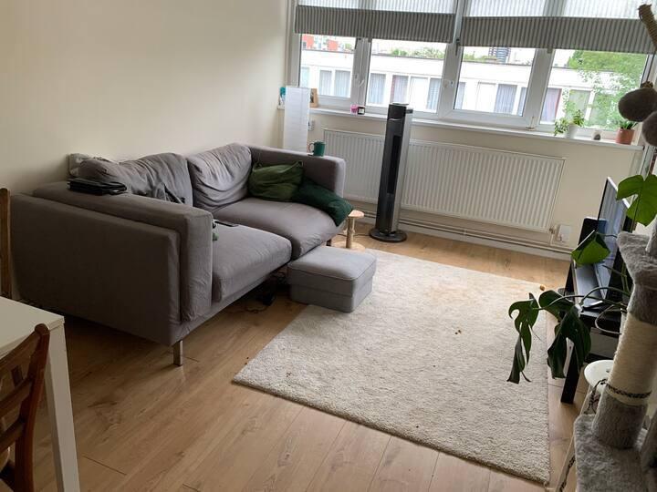 One bedroom flat in the heart of Angel