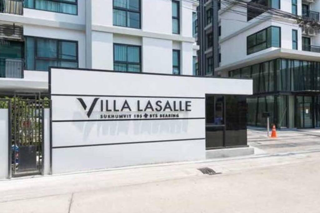 villa lasalle法式公寓