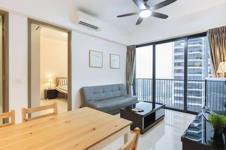 Modern 2BR Condo Orchard/MRT! - Singapore - Lägenhet