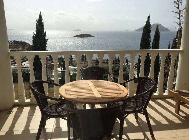 Private Property in Sianji Resort. - Bodrum - Haus