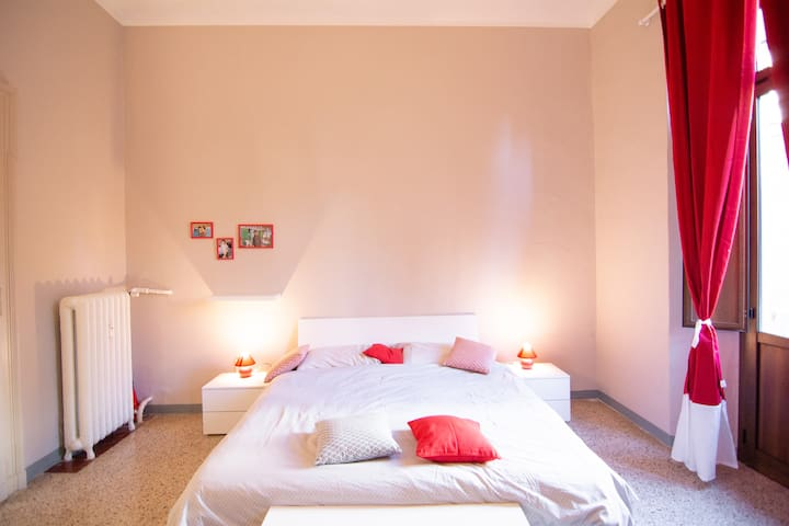 "Clock House - Premium Private Double Room ""Turin"""