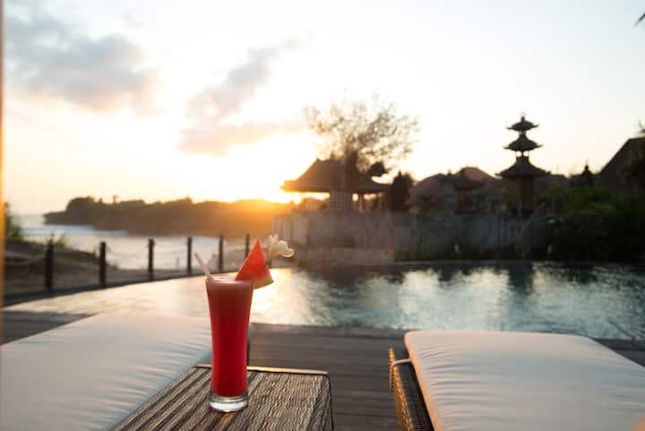 D'Byas garden manta villa @ Dream Beach