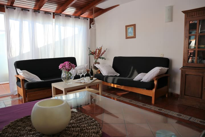 Sea view villa with swimming pool, sauna and jacuz - Chayofa - Villa