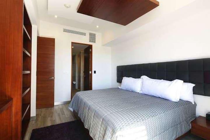 Hermosa habitación en Angelópolis