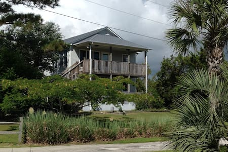 Sound Side Retreat - Emerald Isle - Dom