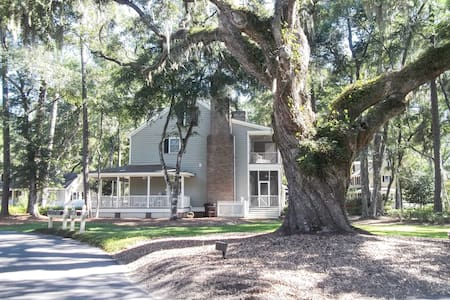 """Majestic Oaks"" Cottage w/Beautiful Views. Quiet!! - Murrells Inlet - Villa"