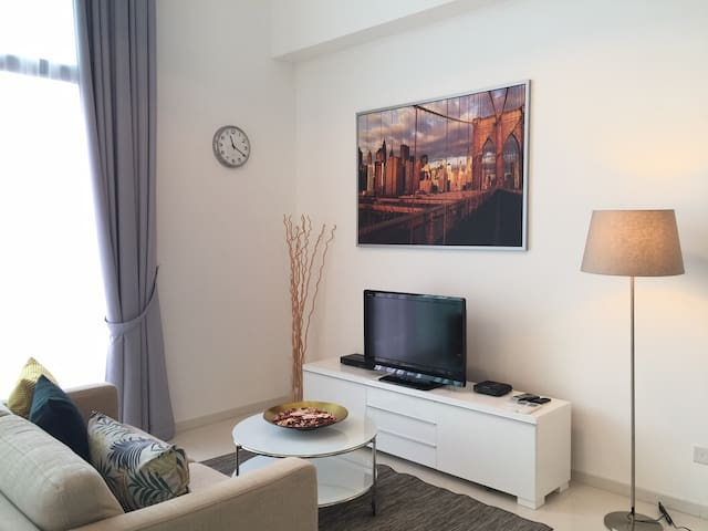 Studio Serviced Apartment near INSEAD,FUSIONOPOLIS