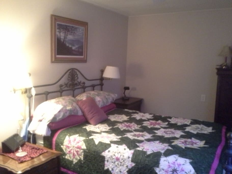 downstairs bedroom!