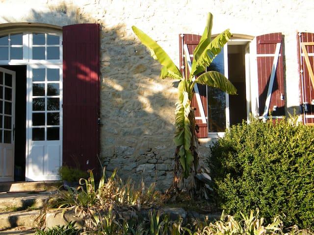 charme, nature  avec nos animaux périgord - Saint-Remy - House