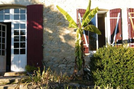 charme, nature  avec nos animaux périgord - Saint-Remy - Rumah