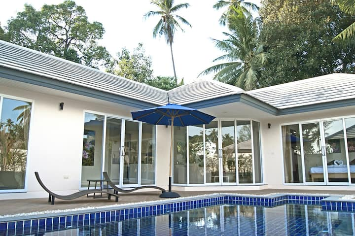 Aonang Buri Private Pool Villas .  Up to 6 people