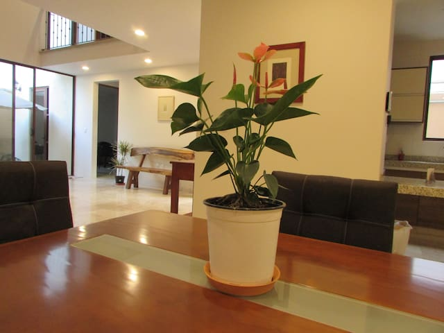 ENTIRE NEW HOUSE IN JALATLACO CITY CENTER-3ROOMS