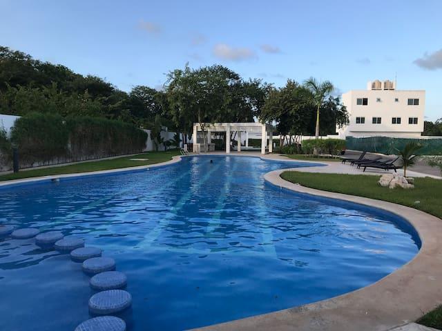 Casa vacacional Playa del Carmen 20