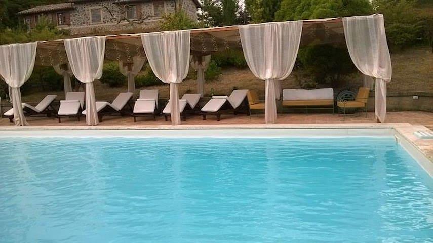 isola verde orvieto - Orvieto - Bed & Breakfast