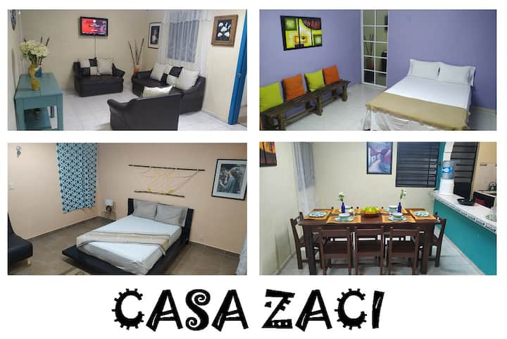 Casa Zací (A.C./Parking/Wifi/Hot Water)