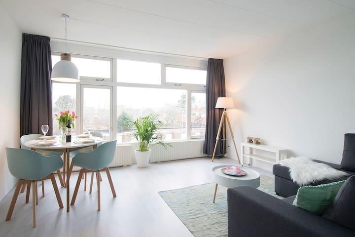 Appartement Zandvoort incl parking - Zandvoort - Apartemen