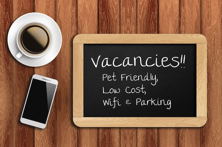Low Cost, Pet Friendly 4 Bed + Parking (03)
