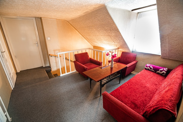 Three bedroom apartment in the centre of Ljubljana