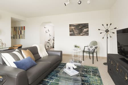 Stay in a place of your own | 2BR in Quincy