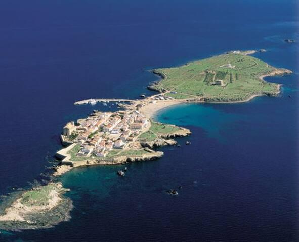Isla de Tabarca - Island of Tabarca