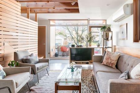 New Pine Street Guest Cottage near Laurelhurst Park