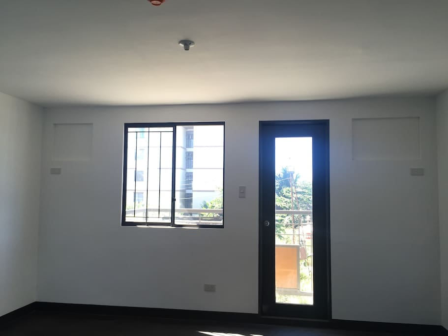 View of the 30 sqm