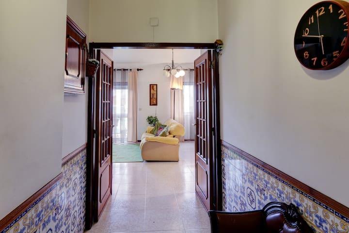 Mary's House a 15 minutos do centro de Lisboa