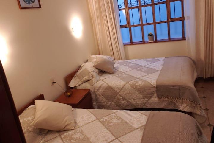 Central House: Habitacion muy agradable en Cusco
