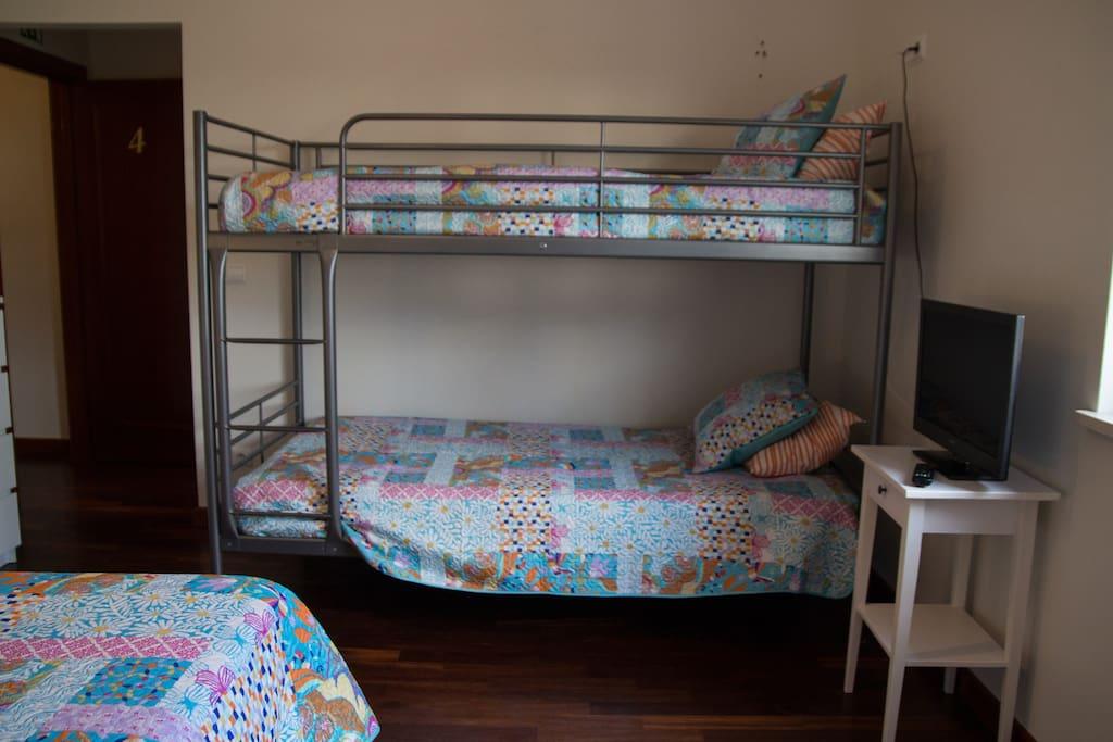bedroom - 4 //CT Hostel
