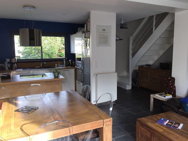 Maison moderne et charmante de 5 pièces a Nantes...