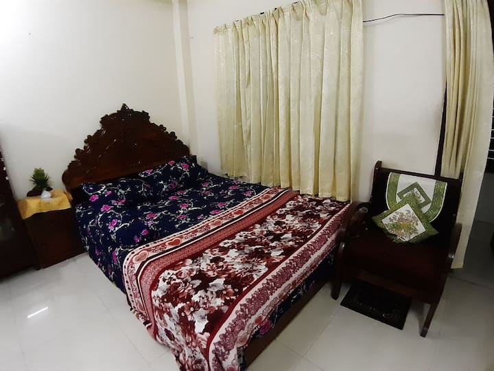 Comfortable stay  at the heart of the city