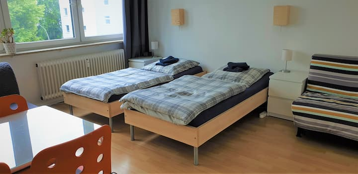 Apartment in City Center of Berlin West