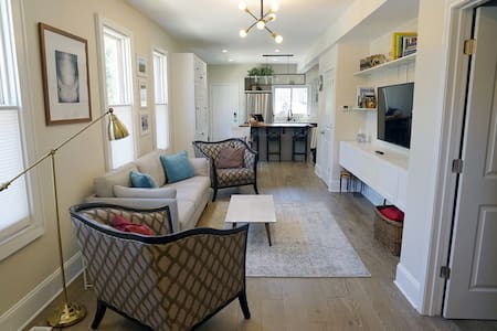 Upscale farmhouse in quiet Bay View neighborhood