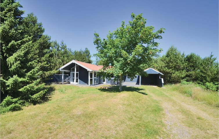 Holiday cottage with 4 bedrooms on 79m² in Thisted