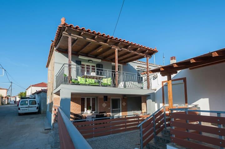 Anna Maria's house