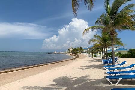 Picturesque Ocean Views Beachfront 2B/2Ba  Condo