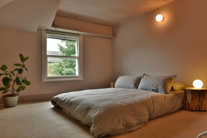 Double Room in Beautiful Victorian Townhouse