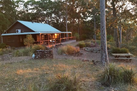 """Eloura Wilderness Retreat"" Eaglereach Highlands - Vacy"