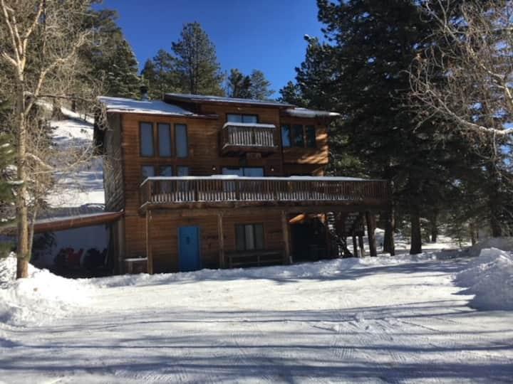 Enchanted, Wild Oak 3 story home
