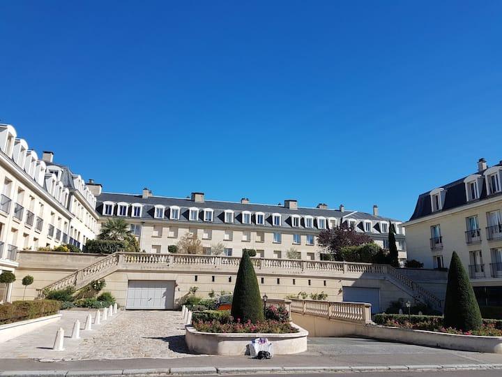 Heart of Versailles castle