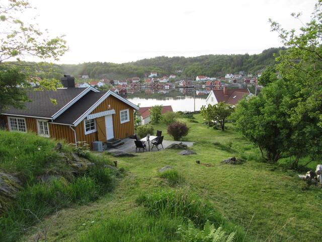 Rosnes på Skjernøy ved Mandal