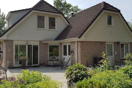 Paradijs in de polder - Dronten - Huvila