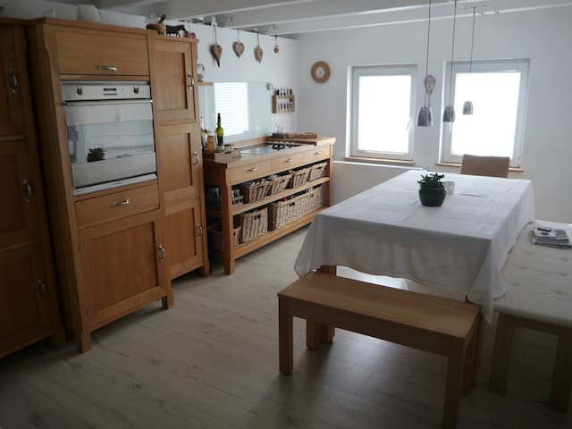 Modernes Fachwerkhaus mit allem Komfort - Lich - House
