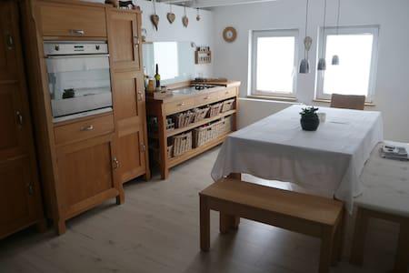 Modernes Fachwerkhaus mit allem Komfort - Lich - Haus